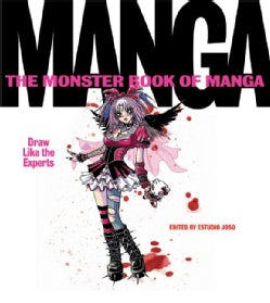 The Monster Book Of Manga (Paperback)