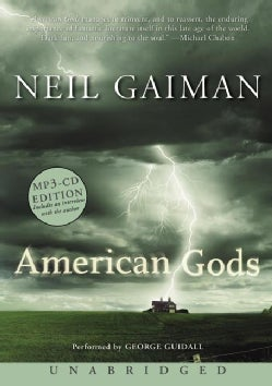 American Gods (CD-Audio)