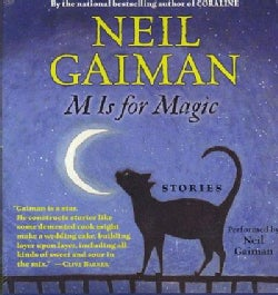 M Is for Magic (CD-Audio)