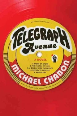 Telegraph Avenue (Hardcover)