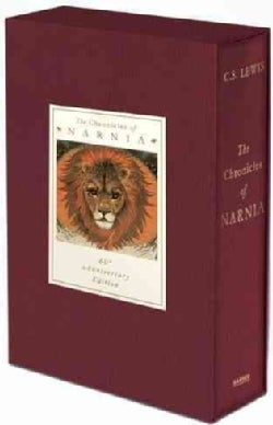 The Chronicles of Narnia 60th Anniversary Edition (Hardcover)