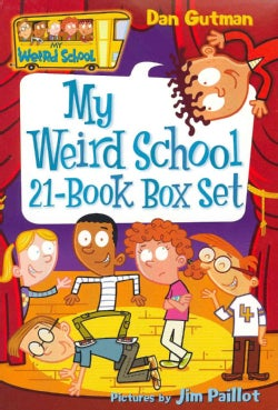My Weird School (Paperback)