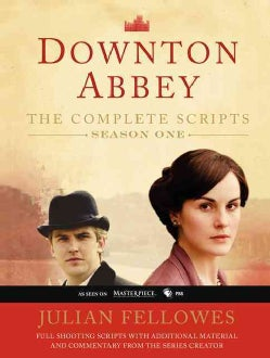 Downton Abbey Script Book (Paperback)
