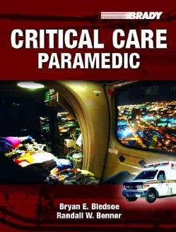 Critical Care Paramedic (Hardcover)