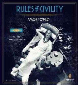 Rules of Civility (CD-Audio)