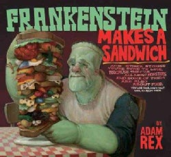 Frankenstein Makes a Sandwich (Hardcover)