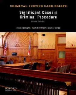 Significant Cases in Criminal Procedure (Paperback)