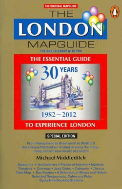 The London Mapguide (Paperback)