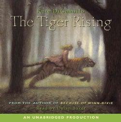 The Tiger Rising (CD-Audio)