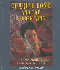 Children of the Red King:Charlie Bone and the Hidden King(UnabrID,ENUMIDged - CD-Audio)