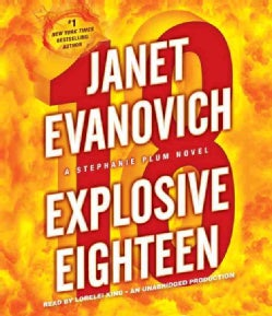 Explosive Eighteen (CD-Audio)