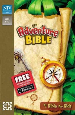 Adventure Bible: New International Version (Paperback)