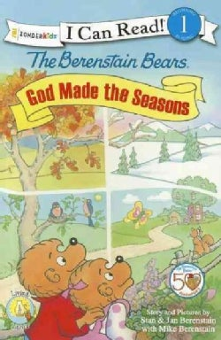The Berenstain Bears God Made the Seasons (Paperback)