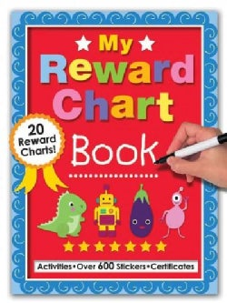 My Reward Chart Book (Spiral bound)