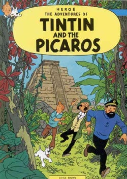 Tintin and the Picaros (Paperback)