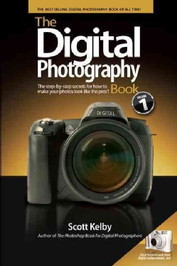 The Digital Photography Book: The Step-by-Step Secrets for How to Make Your Photos Look Like the Pros'! (Paperback)