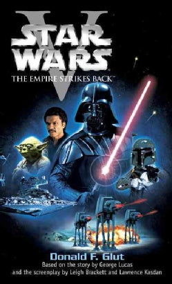 The Empire Strikes Back: Episode 5 (Paperback)