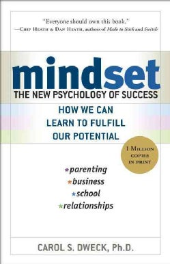 Mindset: The New Psychology of Success (Paperback)