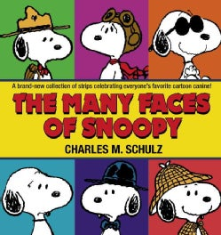 The Many Faces of Snoopy (Paperback)