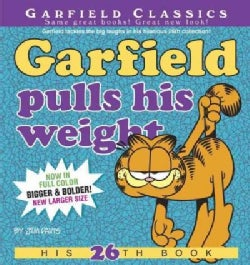 Garfield Pulls His Weight: His 26th Book (Paperback)