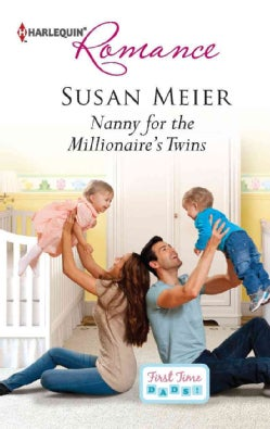 Nanny for the Millionaire`s Twins (Paperback)
