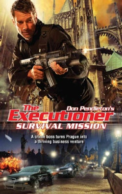 Survival Mission (Paperback)