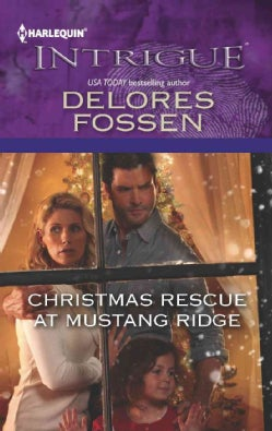 Christmas Rescue at Mustang Ridge (Paperback)