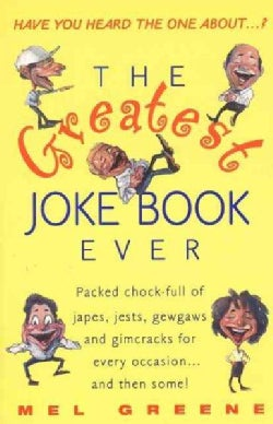 The Greatest Joke Book Ever (Paperback)