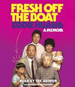 Fresh Off the Boat: A Memoir (CD-Audio)