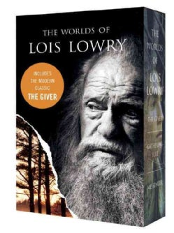 The Worlds of Lois Lowry: The Giver / Gathering Blue / Messenger (Paperback)