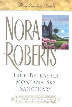 True Betrayals, Montana Sky, Sanctuary (Hardcover)