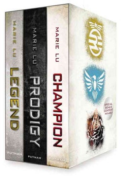 The Legend Trilogy