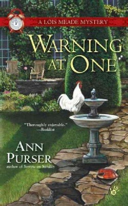 Warning at One (Paperback)
