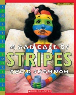 A Bad Case of Stripes (Paperback)