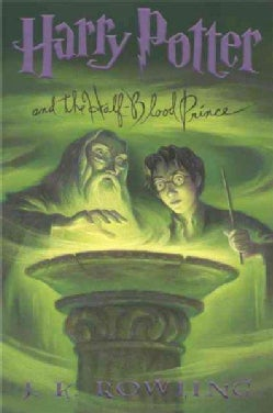 Harry Potter and the Half-blood Prince (Hardcover)