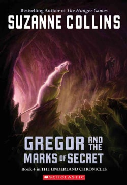 Gregor and the Marks of Secret (Paperback)
