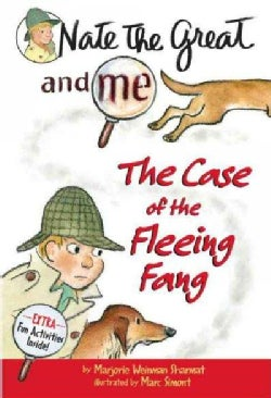 Nate the Great and Me: The Case of the Fleeing Fang (Paperback)
