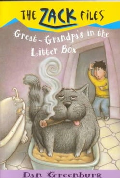 Great-grandpa's in the Litter Box (Paperback)