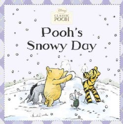 Pooh's Snowy Day (Paperback)