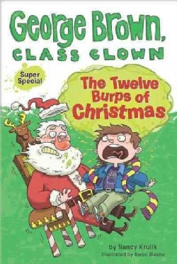 The Twelve Burps of Christmas (Paperback)