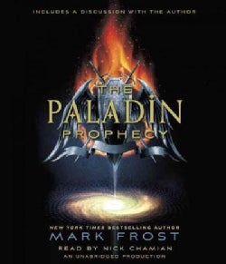 The Paladin Prophecy (CD-Audio)