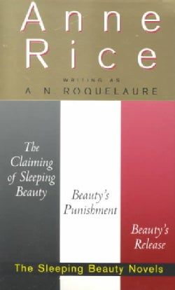 The Sleeping Beauty Novels by Anne Rice (Boxed Set-Paperback)