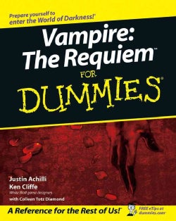 For Dummies (Computer/Tech):Vampire: the Requiem for Dummies(Paperback / softback)