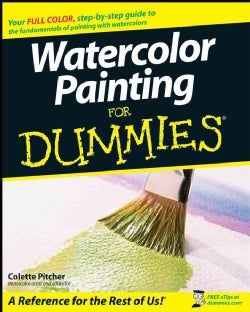 Watercolor Painting for Dummies (Paperback)