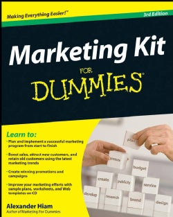 For Dummies (Business & Personal Finance):Marketing Kit for Dummies