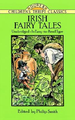 Irish Fairy Tales (Paperback)