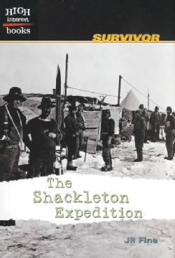 The Shackleton Expedition (Paperback)