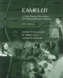 Camelot: A Role-Playing Simulation of Political Decision Making (Paperback)