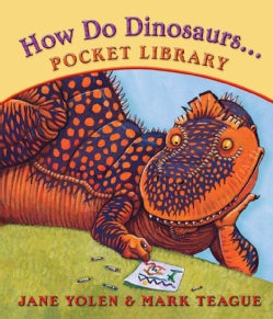 How Do Dinosaurs... Pocket Library (Board book)