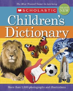 Scholastic Children's Dictionary 2010 (Hardcover)